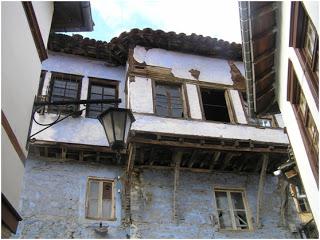 Αρχοντικό Φεραίου Αικ. Τύρνα τρίτος όροφος